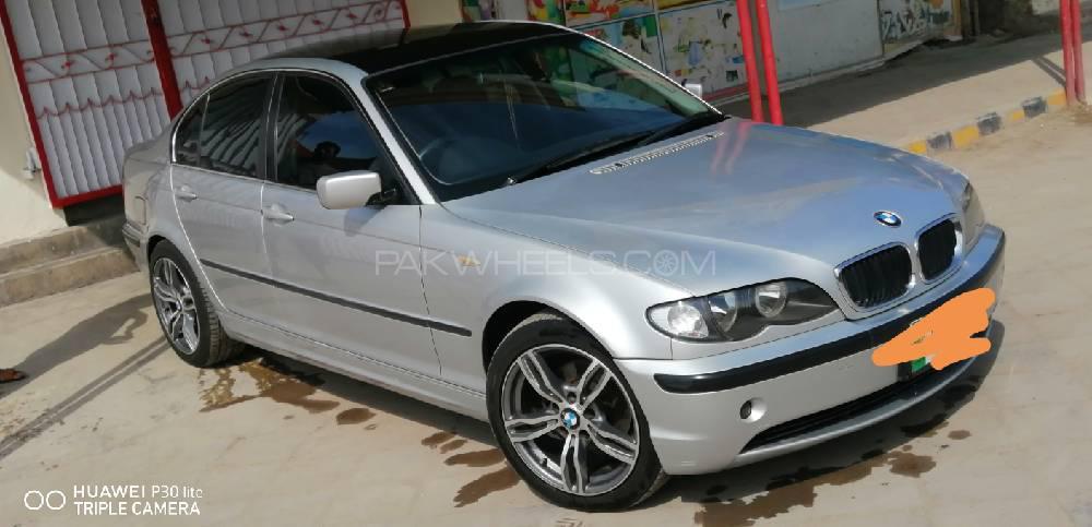BMW / بی ایم ڈبلیو 3 سیریز 318i 2003 Image-1