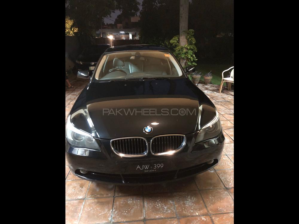 BMW / بی ایم ڈبلیو 5 سیریز 530i 2006 Image-1