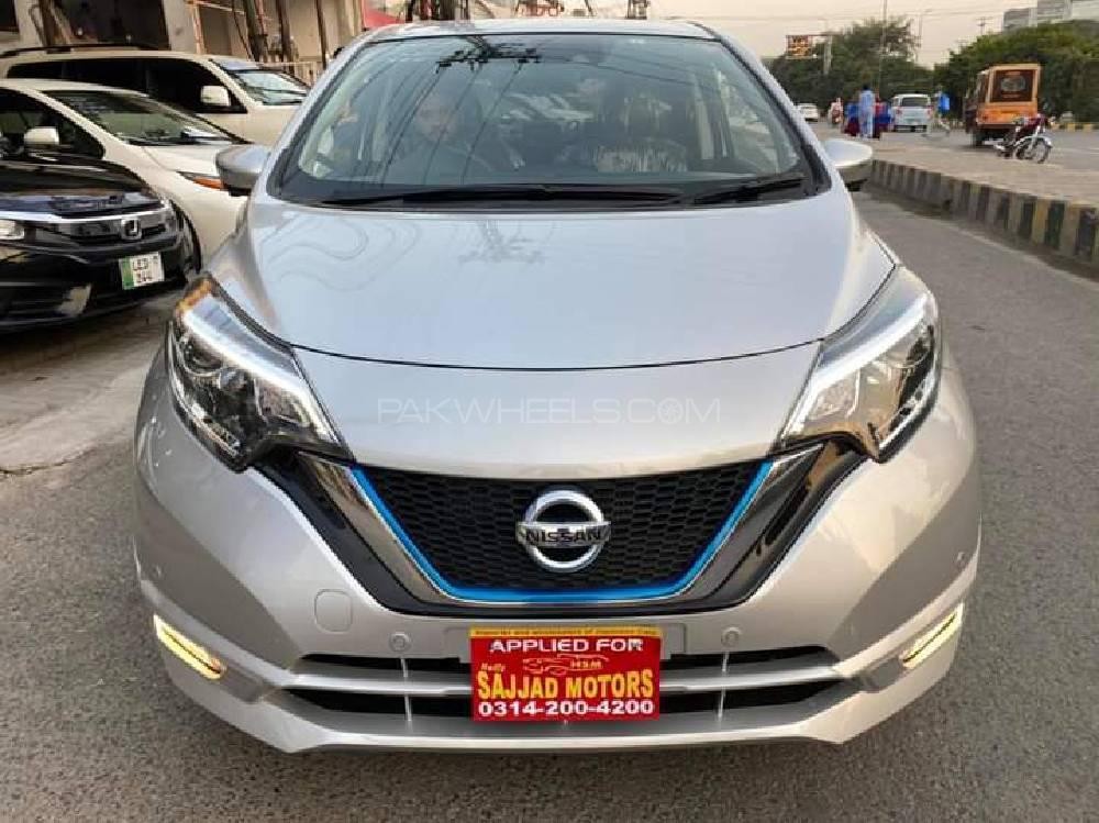 Nissan Note E 2019 Image-1