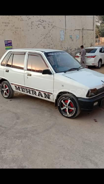 Suzuki Mehran VXR 1990 Image-1