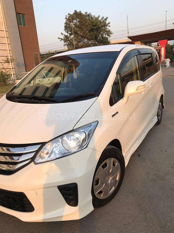 Honda Freed + Hybrid B 2014 Image-1