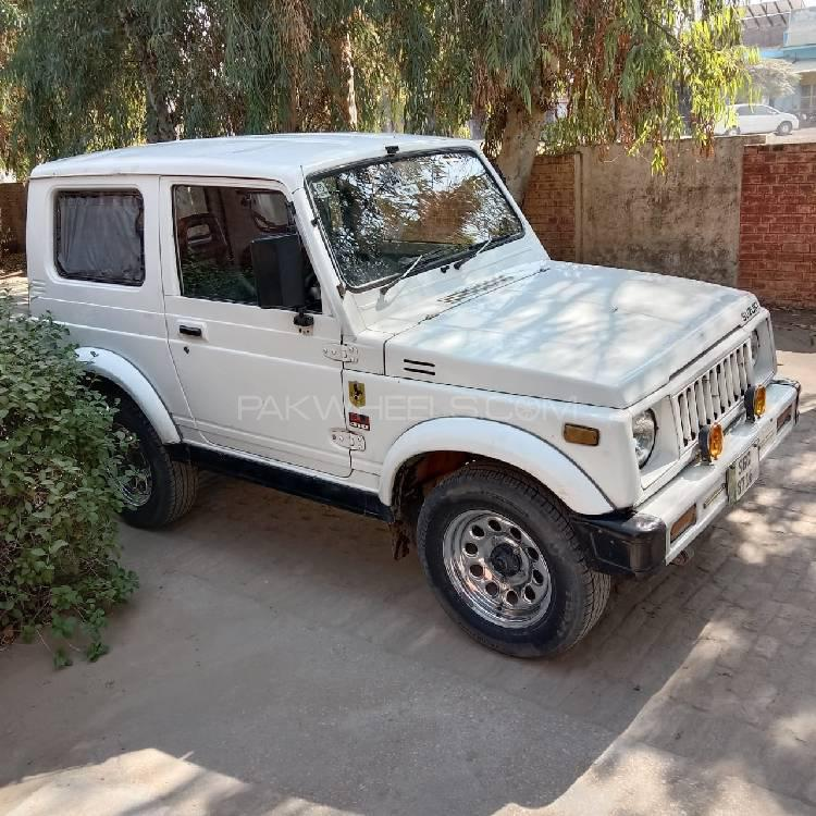 Suzuki Potohar Basegrade 1984 Image-1