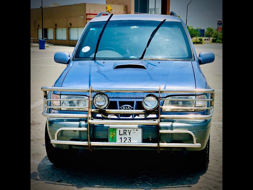 KIA Sportage 2.0 LX 4x4 2003 Image-1