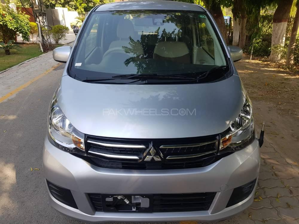 Mitsubishi Ek Wagon M e-Assist 2017 Image-1