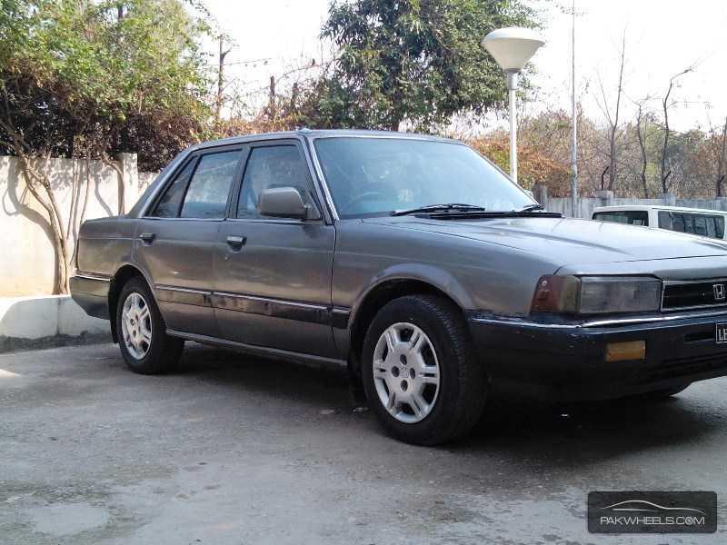 1985 Honda Accord For Sale Honda Accord 1985 Image-5