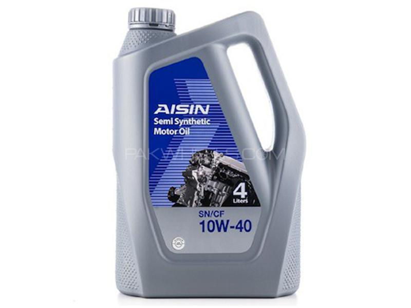Aisin Engine Oil 10W-40 - 4L Image-1
