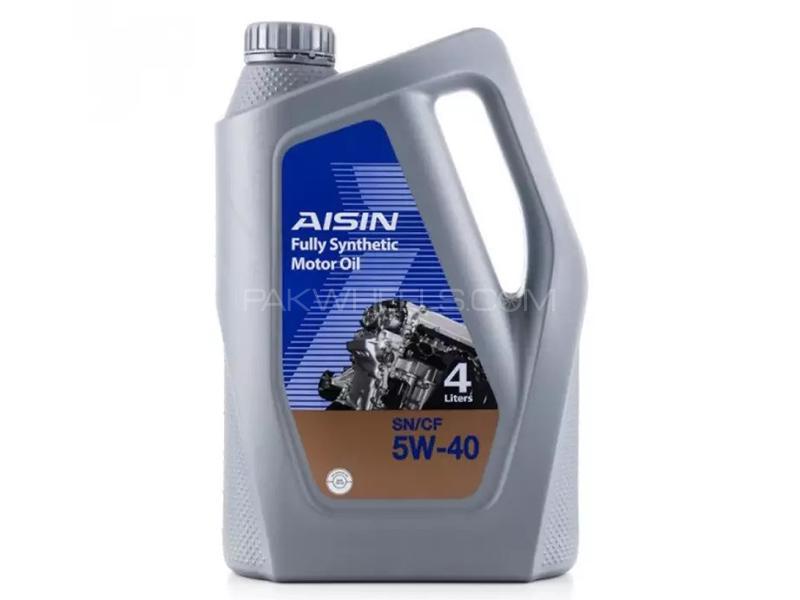 Aisin Engine Oil 5W-40 - 4L Image-1