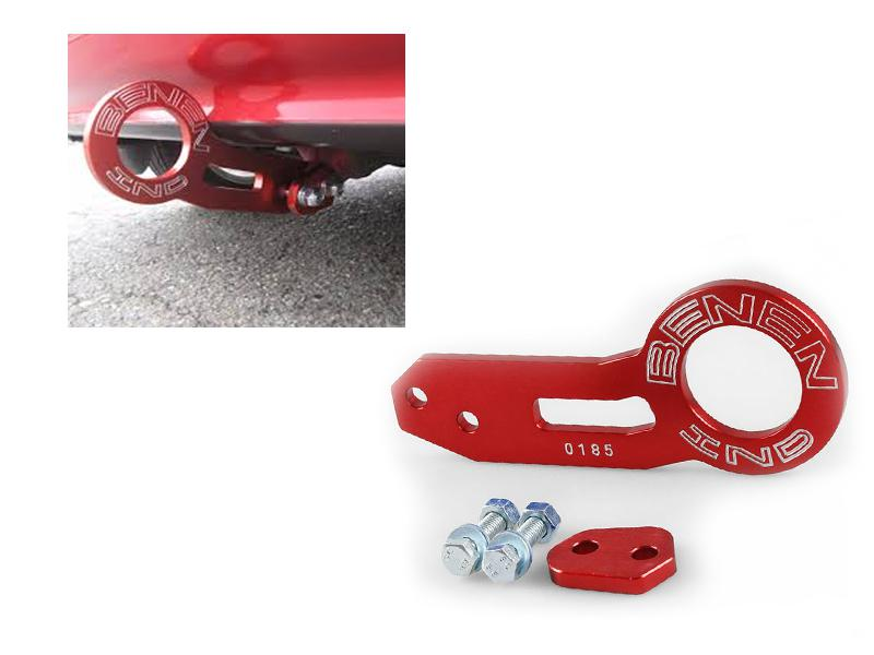 Benen Rear Car Tow Hook Red in Lahore