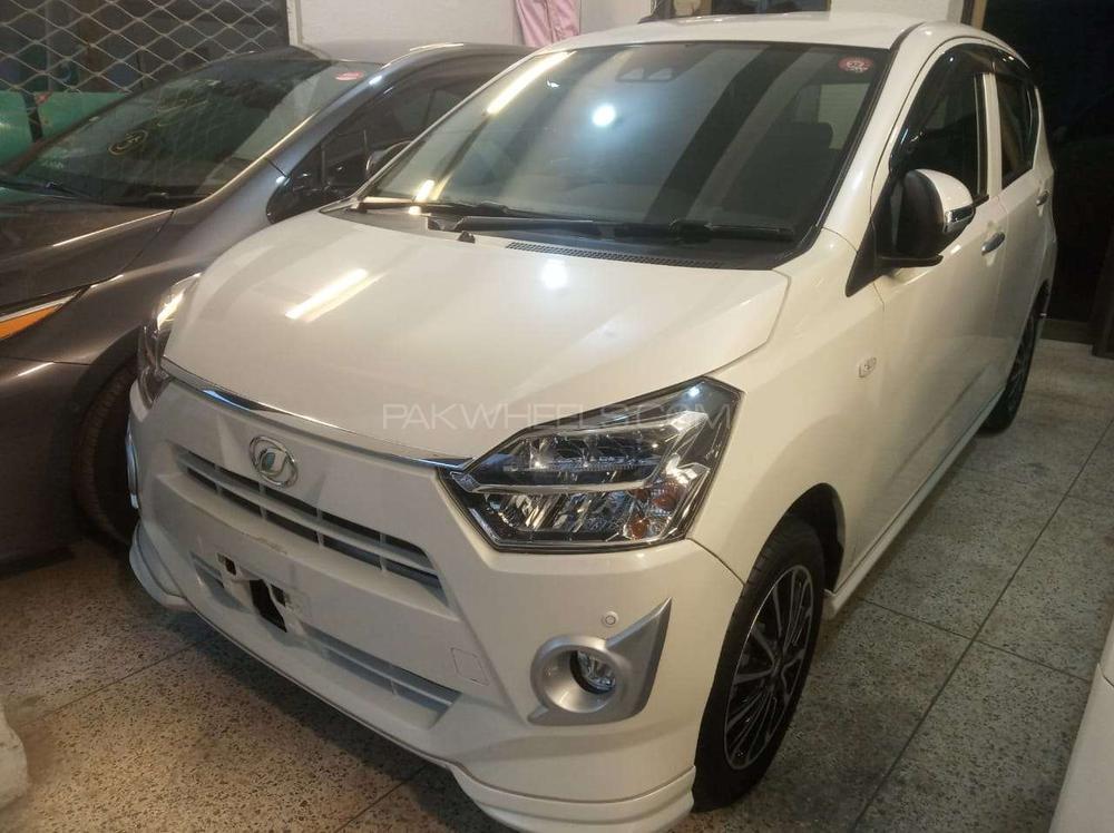 Daihatsu Mira G SA III 2018 Image-1