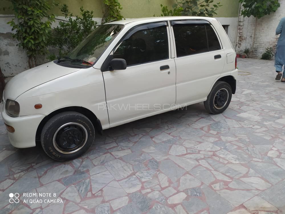 Daihatsu Cuore CL Eco 2004 Image-1