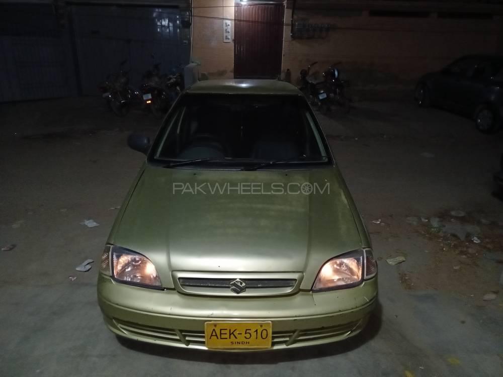 Suzuki Cultus VXR 2002 Image-1