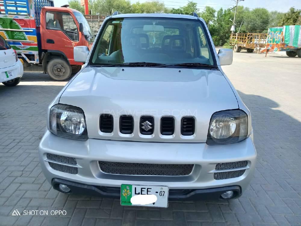 Suzuki Jimny JLDX 2007 Image-1