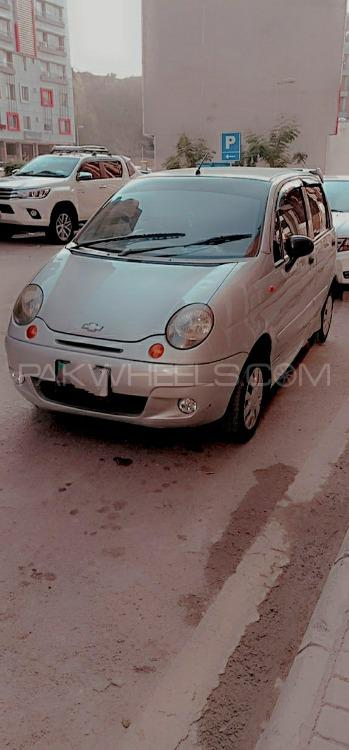 شیورلیٹ ایکسکلوسیو LS 0.8 2006 Image-1