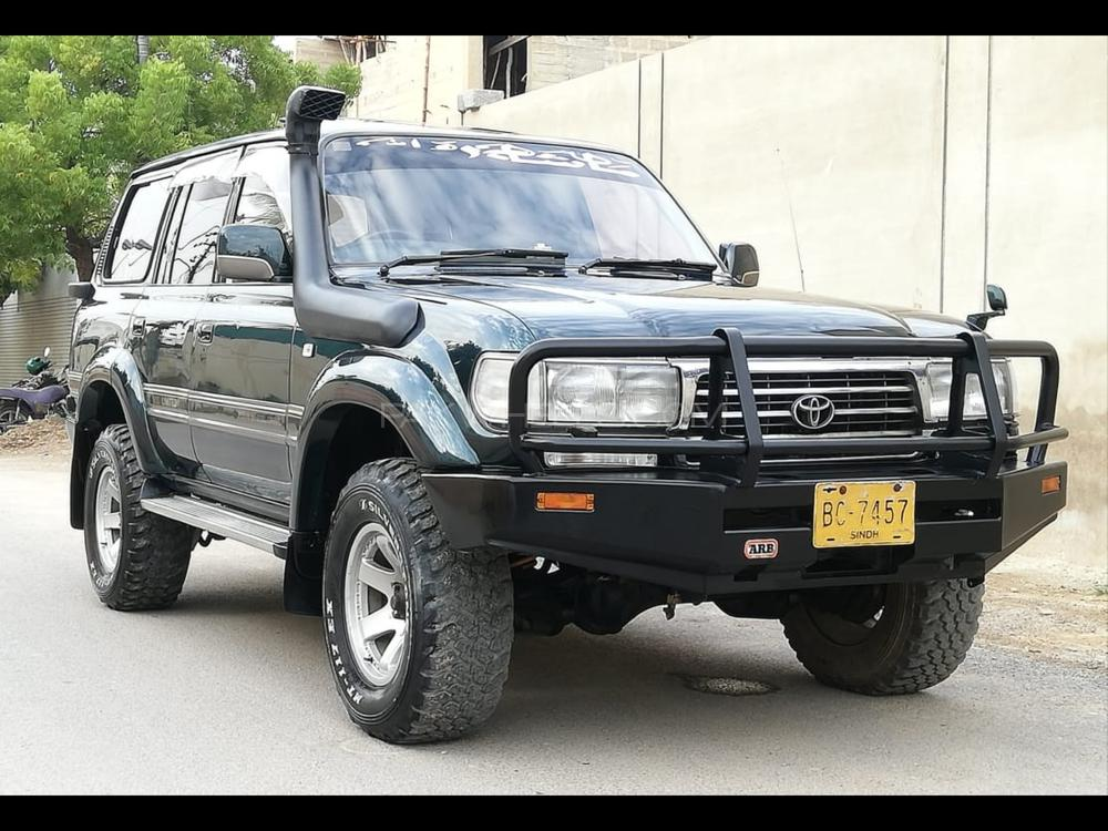 Toyota Land Cruiser VX Limited 4.2D 1992 Image-1