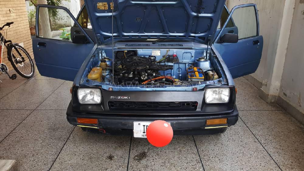 Suzuki Khyber Limited Edition 1985 Image-1