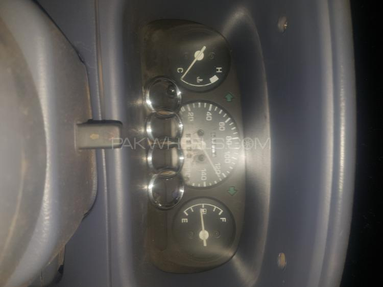 ڈائی ہاٹسو کورے CX ایکو 2008 Image-1