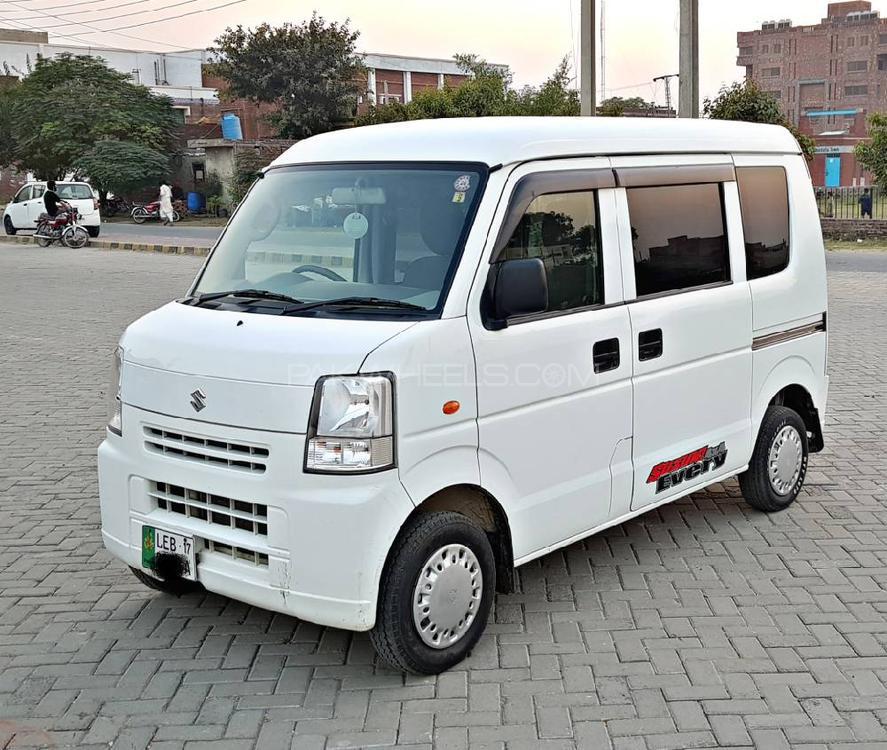 Suzuki Every PU 2013 Image-1