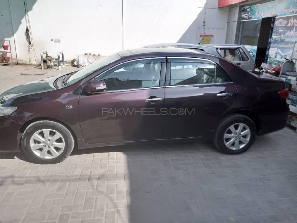 Toyota Corolla Altis Sportivo Automatic 1.6 2012 Image-1