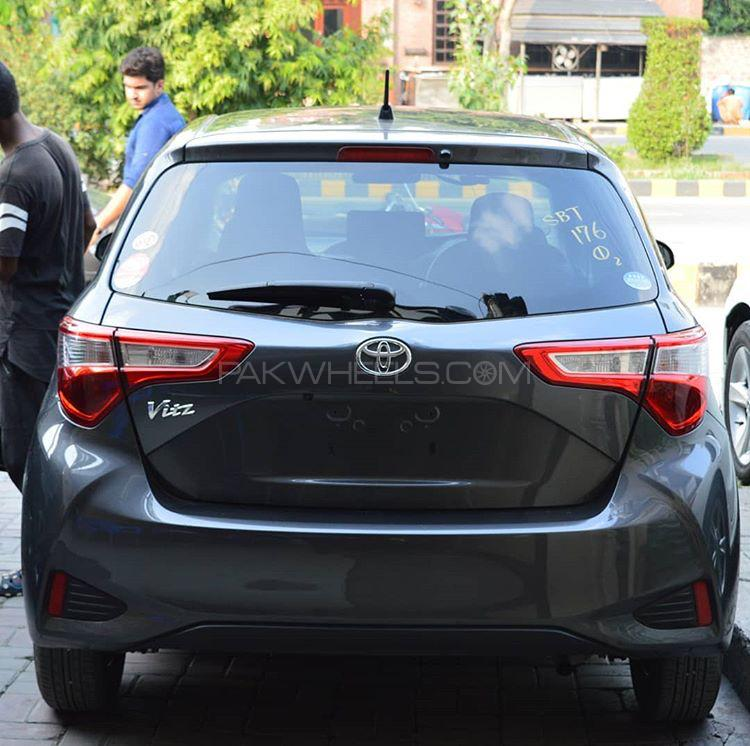 toyota vitz f 1.0 2020 for sale in lahore | pakwheels