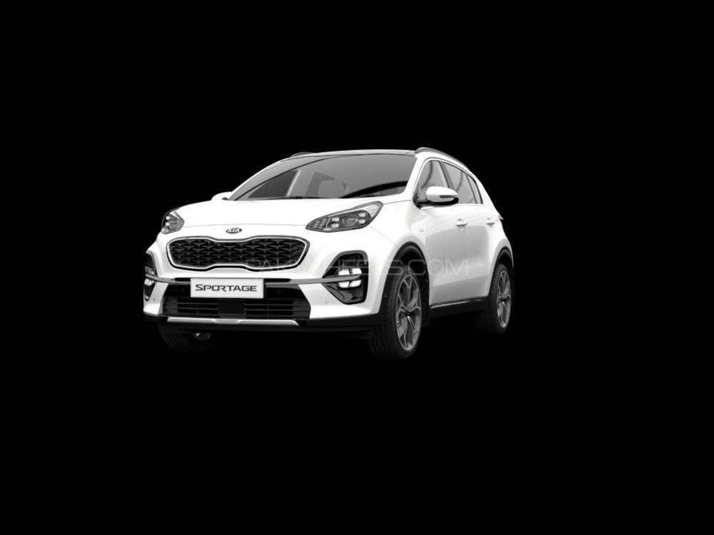 KIA Sportage AWD 2020 Image-1
