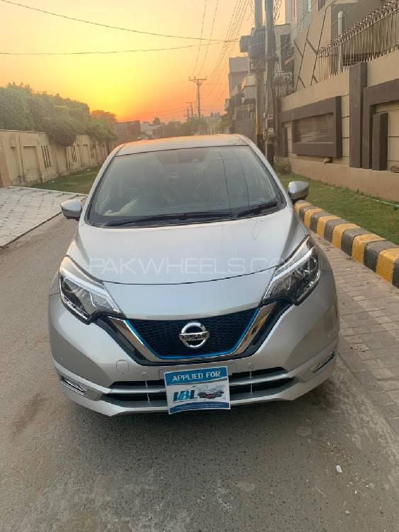 Nissan Note 2019 Image-1