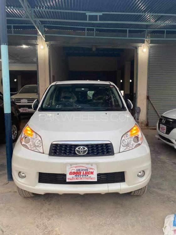 Toyota Rush X Smart Edition 2015 Image-1
