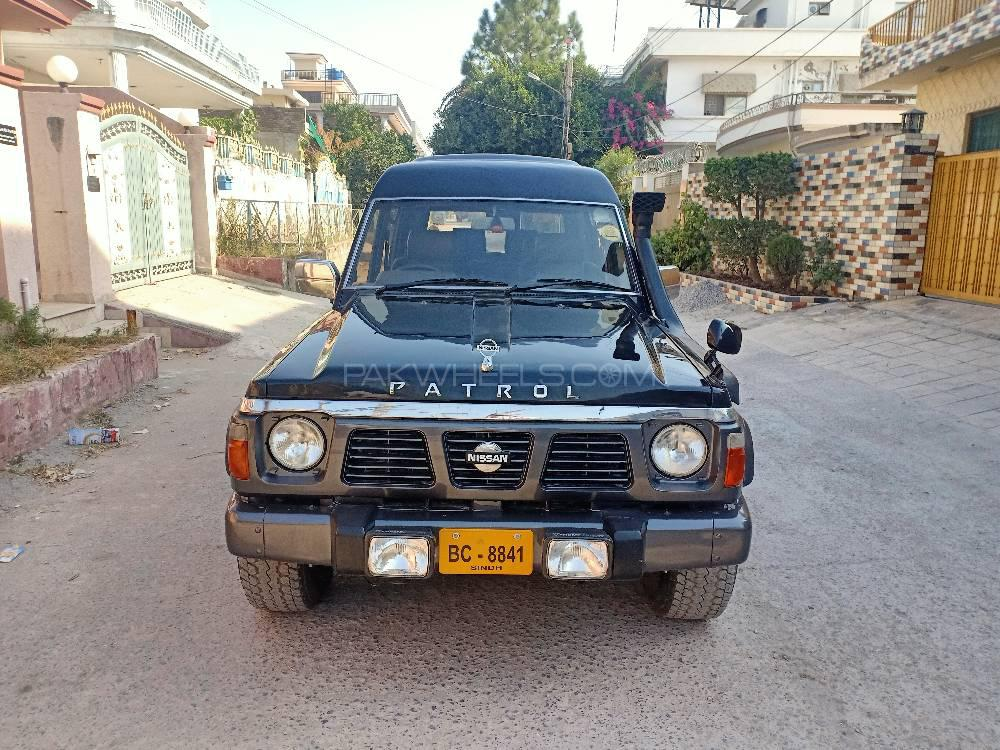 Nissan Patrol 4.2 SGL 1992 Image-1