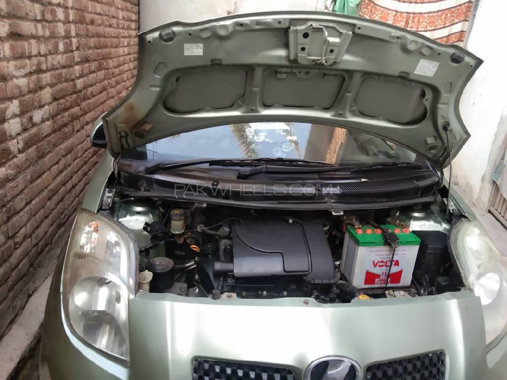 Toyota Vitz F 1.0 2006 Image-1