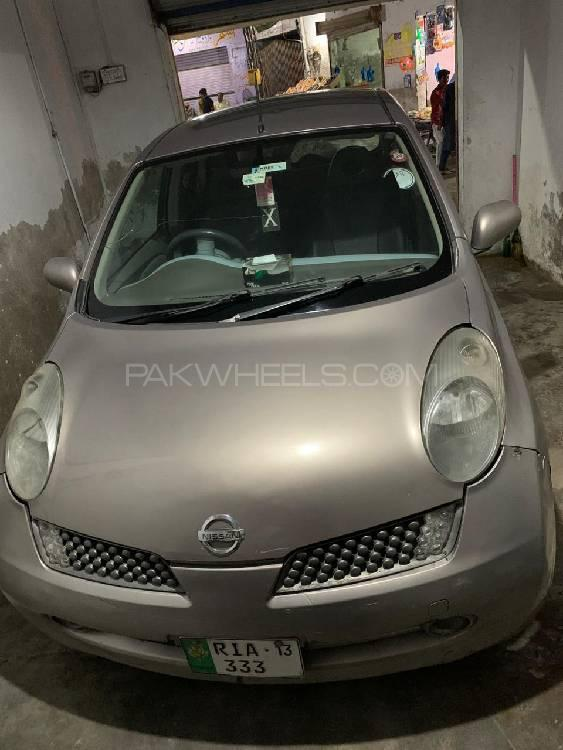 Nissan March 14G 2006 Image-1