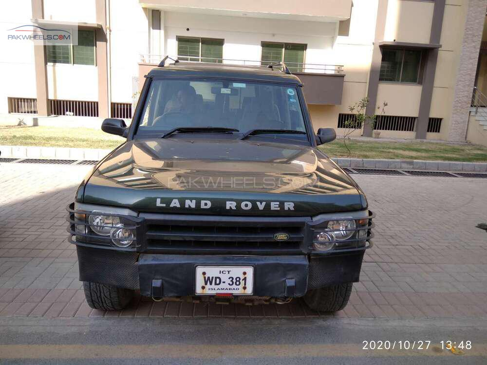 Land Rover Discovery 2003 Image-1
