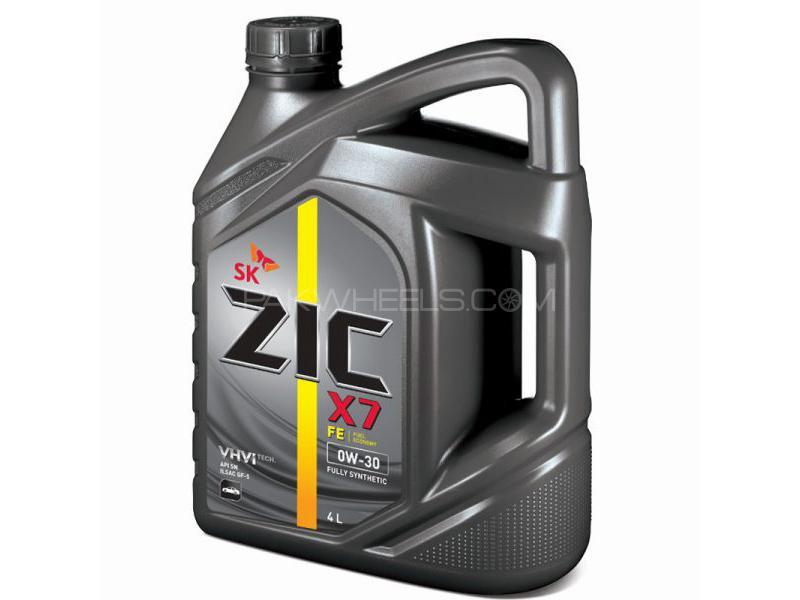 Zic Engine Oil 0W-30 - 4 Litre Image-1