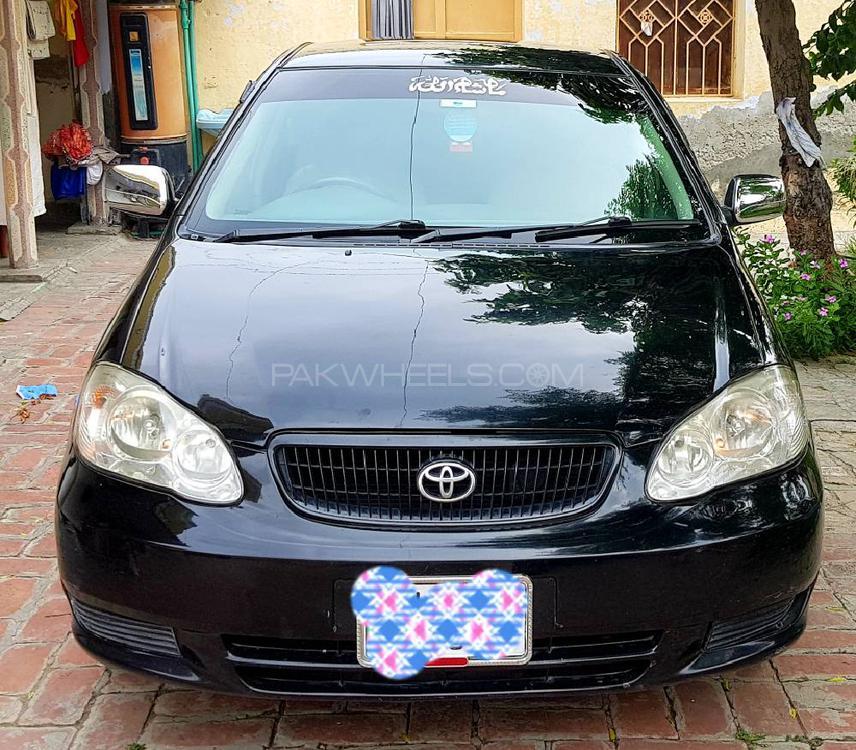 Toyota Corolla GLi 1.3 2004 Image-1