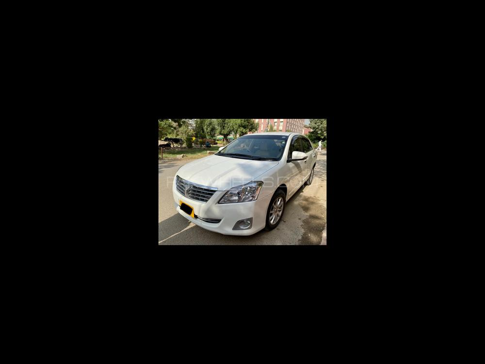 Toyota Premio F L Package Prime Green Selection 1.5 2013 Image-1