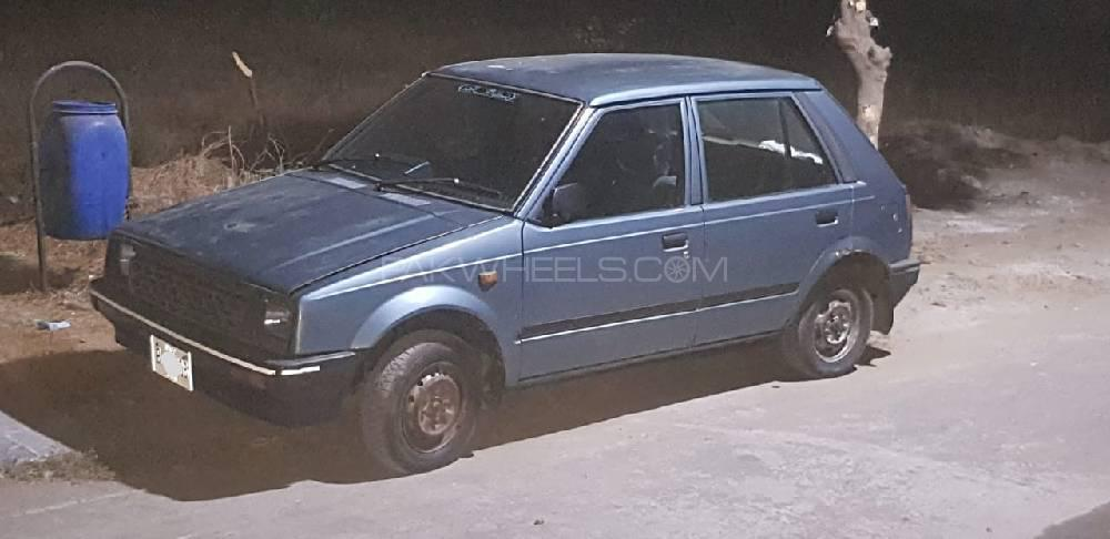 Daihatsu Charade CS 1984 Image-1
