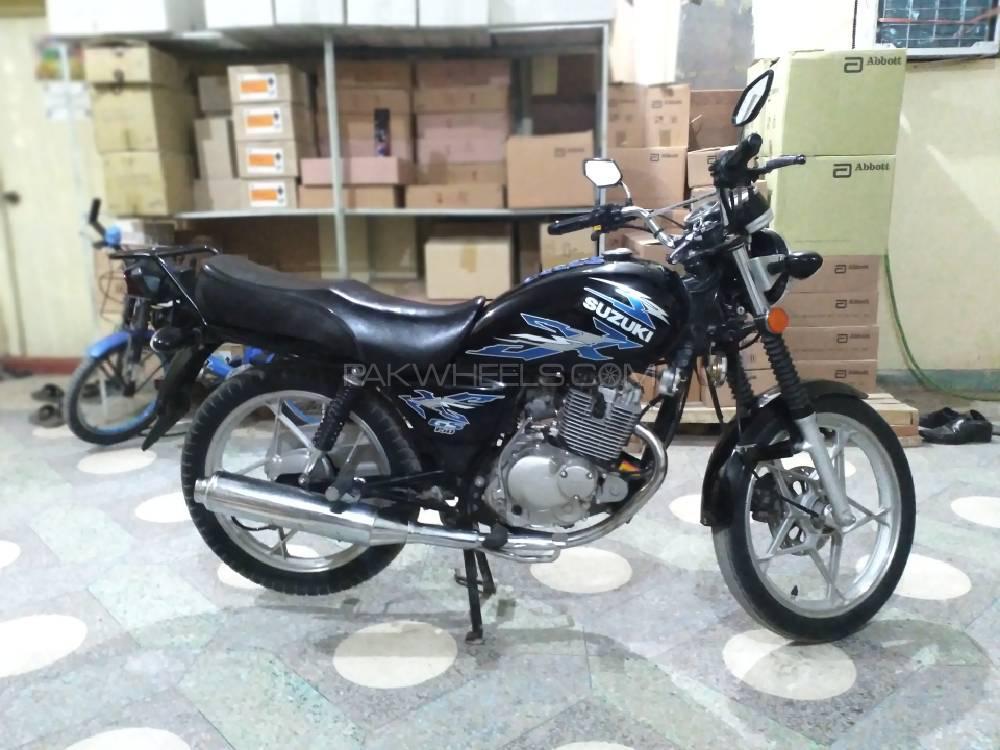 Suzuki GS 150 2017 of madeehbinsamie - Member Ride 55702
