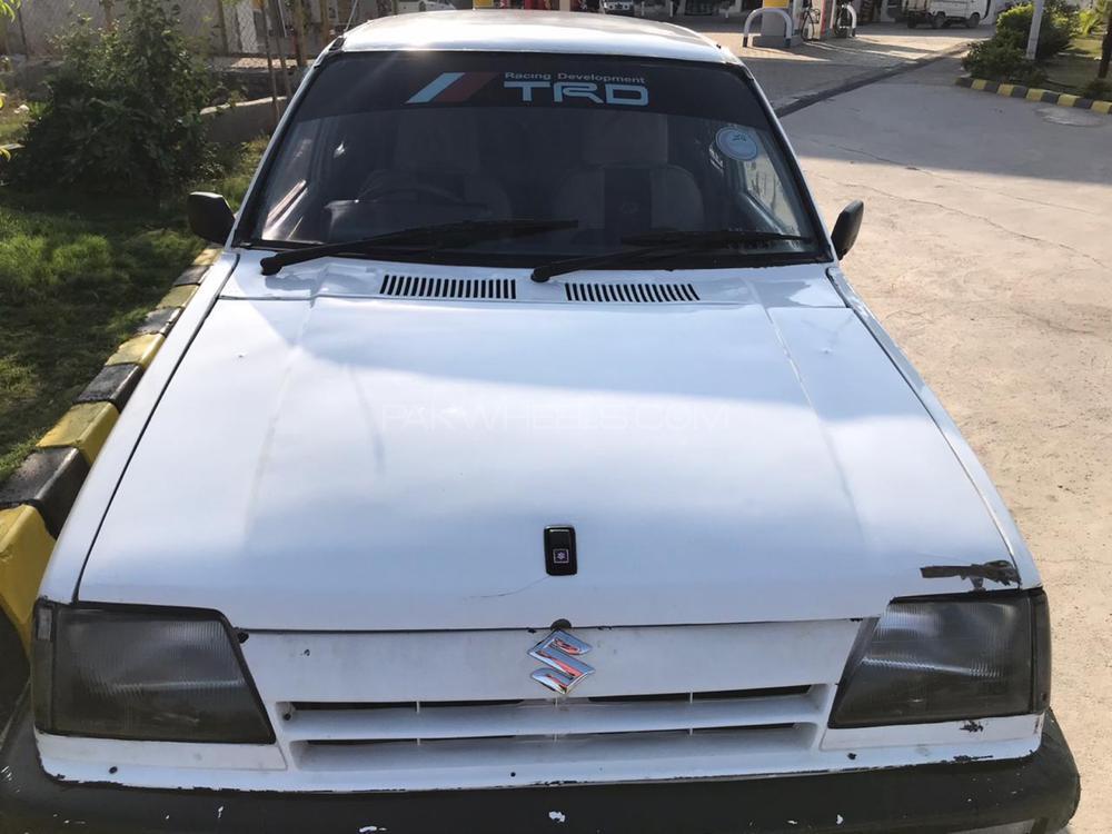 Suzuki Khyber Limited Edition 1989 Image-1