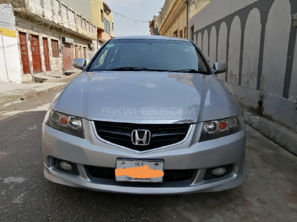 Honda Accord CL9 2004 Image-1