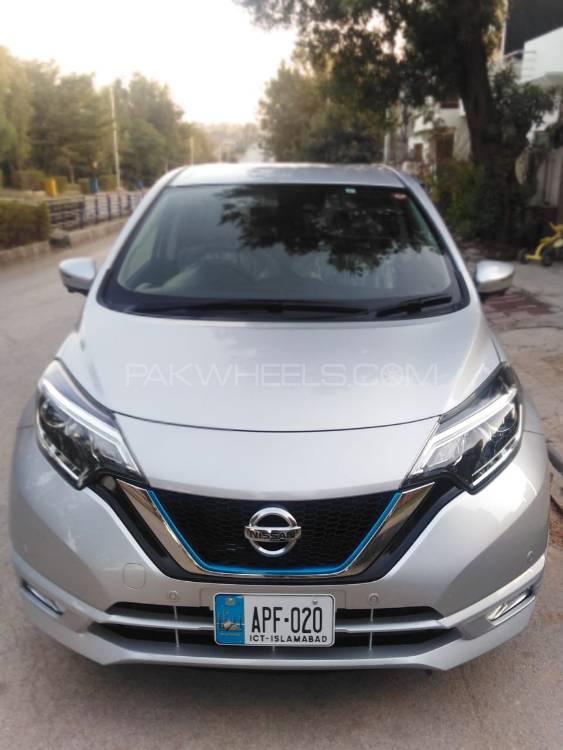 Nissan Note MEDALIST 2019 Image-1