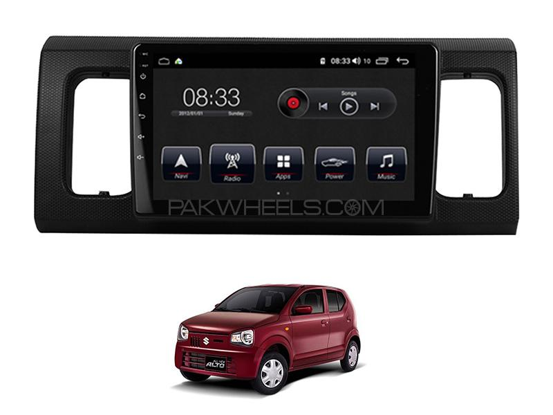 Suzuki Alto 2019-2020 Multimedia Android Player  in Karachi
