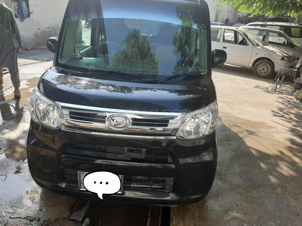 Daihatsu Tanto X Turbo 2014 Image-1