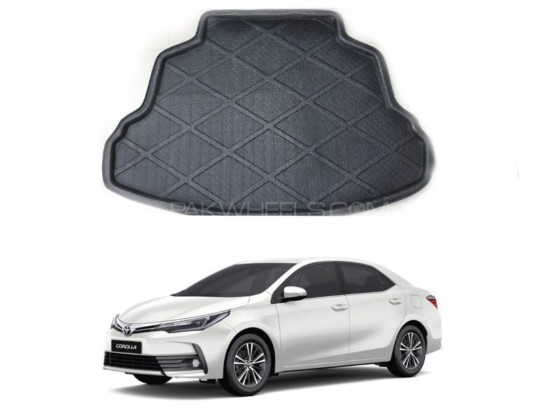 Toyota Corolla Trunk Mat Liner 2014-2020 Image-1