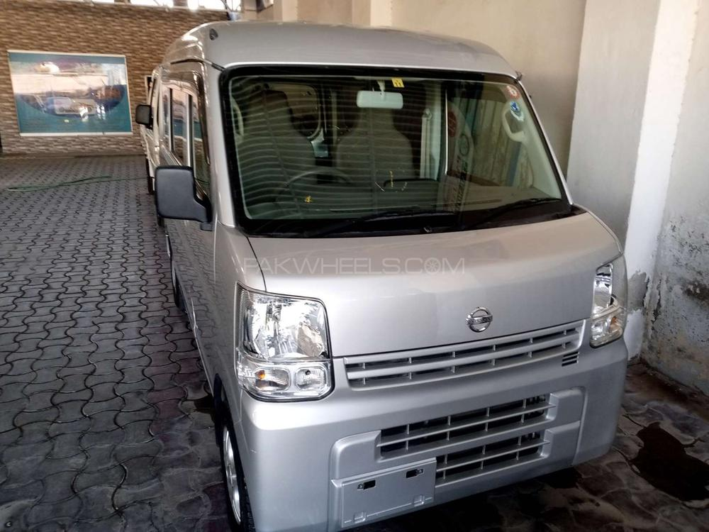 Nissan Clipper E Four Special Pack 2015 Image-1