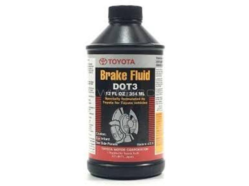 Toyota Genuine Brake Oil  Image-1