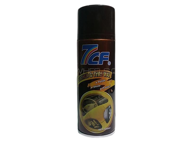 7cf Dashboard And Leather Wax Image-1