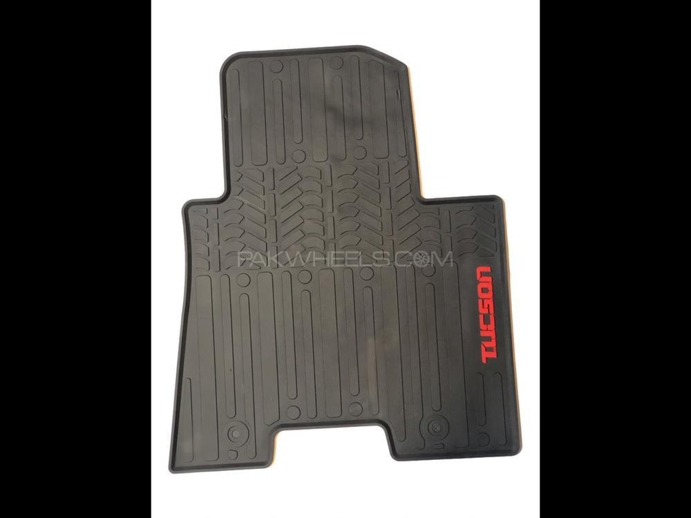 Hyundai Tucson Rubber Floor Mats Image-1
