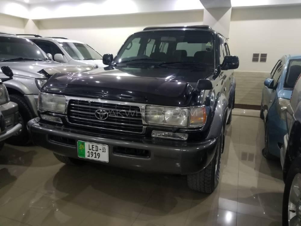 Toyota Land Cruiser VX 4.5 1996 Image-1