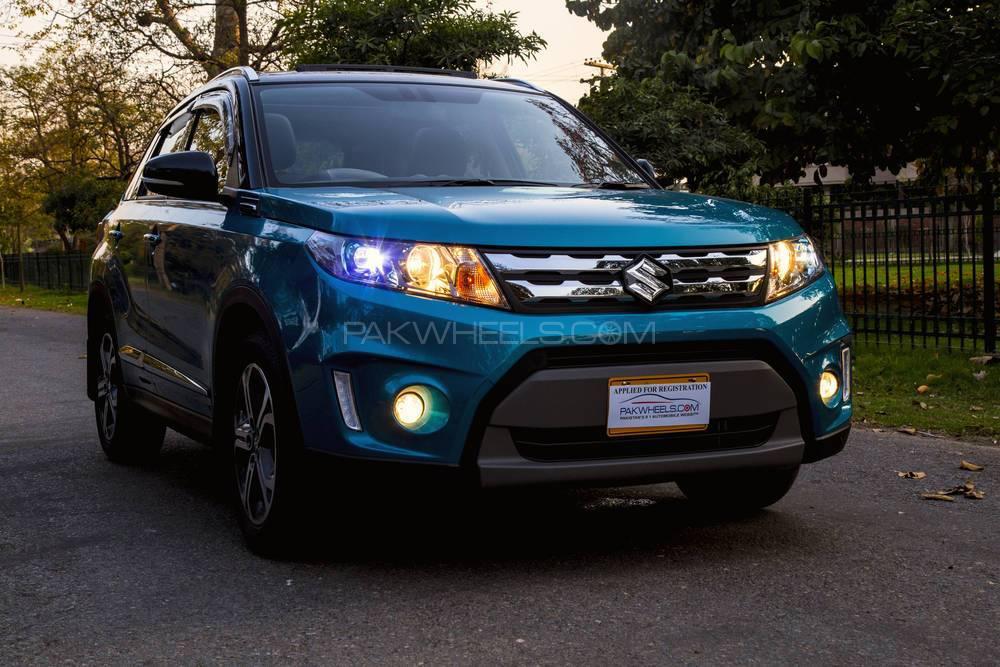 Suzuki Vitara GLX 1.6 2020 Image-1
