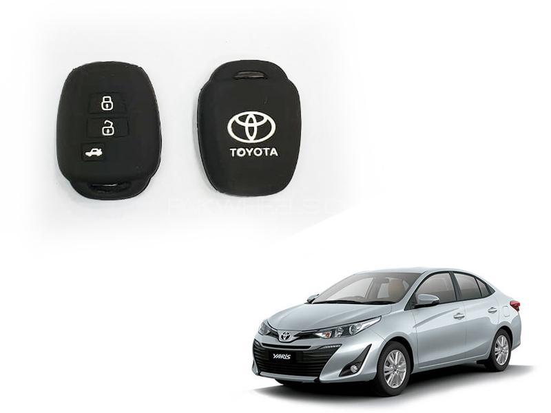 Toyota Yaris 2020 Gli Silicone Key Cover Image-1