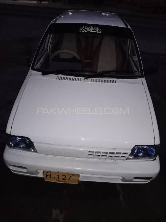 Suzuki Mehran VXR (CNG) 1990 Image-1