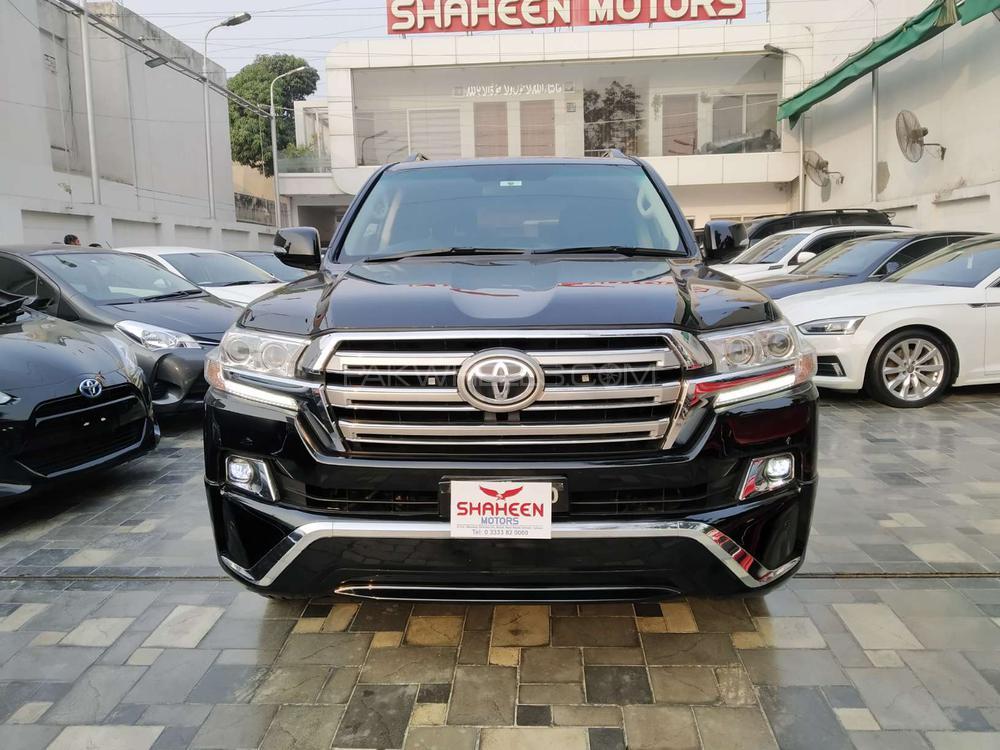 Toyota Land Cruiser AX G Selection 2011 Image-1